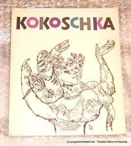 Kokoschka Oskar Oskar Kokoschka 31 juli t.m. 1 oktober 1958 Gemeentemuseum ´s-Gravenhage