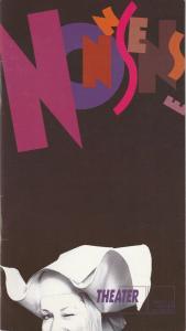 Städtische Bühnen Augsburg, Peter Baumgardt, Ruth Gabriel Programmheft NONNSENSE. Ein Musical von Dan Goggin Spielzeit 1994 / 95 Heft 25 Spielzeit 1995 / 96 Heft 5