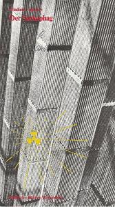 Städtische Bühnen Regensburg, Horst Alexander Stelter, Christoph F. Maier, Peter Biermann Programmheft DER SARKOPHAG. Tragödie von Wladimir Gubarew. Premiere 3. November 1987 Spielzeit 1987 / 88 Heft 7