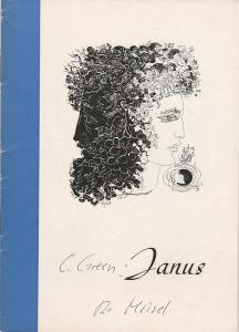 Renaissance-Theater Berlin Programmheft JANUS. Komödie von Carolyn Green