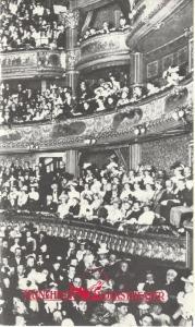 Münchner Volkstheater, Ruth Drexel, Regine Friedrich, Kai Mickley Programmheft Bertolt Brecht / Kurt Weill DIE DREIGROSCHENOPER. Premiere 12. Mai 1990 Spielzeit 1989 / 90 Heft 5