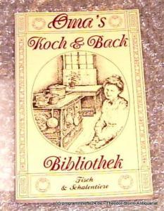 Oma´s Koch- und Backbibliothek Fisch