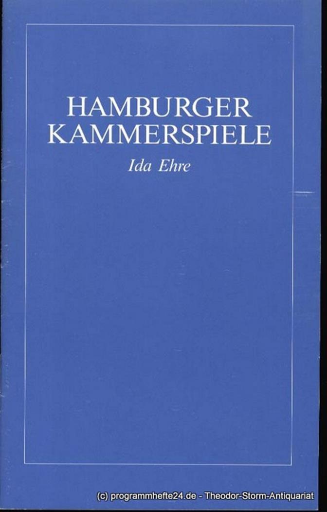 Brecht Bertolt, Aust Jan Mann ist Mann Premiere 27. März 1986 Programmheft Blätter der Hamburger Kammerspiele 7. Heft der Spielzeit 1985/86 0