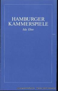 Brecht Bertolt, Aust Jan Mann ist Mann Premiere 27. März 1986 Programmheft Blätter der Hamburger Kammerspiele 7. Heft der Spielzeit 1985/86
