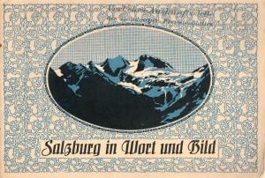 Reindl Hans, Bittner Josef Salzburg in Wort und Bild
