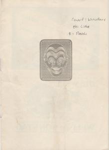 Renaissance-Theater Berlin Programmheft Wechselkurs der Liebe. Komödie von Noel Coward Spielzeit 1952 / 53