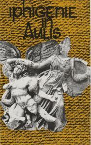 Landesbühnen Sachsen, Christian Pötzsch, Thomas Sprink, Gunther Noack Programmheft Gluck: IPHIGENIE IN AULIS Premiere 7. Mai 1977 Spielzeit 1976 / 77 Heft 11