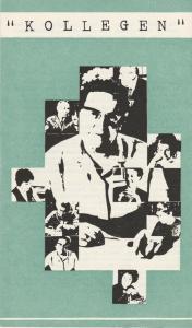 Landesbühnen Sachsen, Christian Pötzsch, Monika Mehnert, Eberhard Söhnel, Gunther Noack Programmheft KOLLEGEN. Komödie von Emil Braginskij und Eldar Rjasanow Spielzeit 1973 / 74 Heft 3