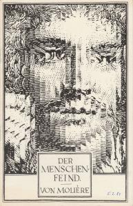 Staatsschauspiel Dresden, Gerhard Wolfram, Hans-Martin Rahner, Matthias Blumhagen Programmheft Moliere: DER MENSCHENFEIND Premiere 21. Juni 1983
