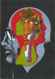 Komische Oper, Karin Feister, Hartmut Henning Programmheft Uraufführung Jacques Offenbach / HOFFMANNS ERZÄHLUNGEN Premiere 25.September 1986