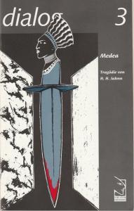 Theater Vorpommern, Florian Zwipf, Jörg Huwer Programmheft Maxim Gorki NACHTASYL / H.H. Jahnn MEDEA Premiere 28. / 29.10.1994 Spielzeit 1994 / 95 dialog 3