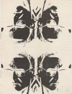 Vereinigte Bühnen Graz Steiermark, Reinhold Schubert, Gerald Szyszkowitz Programmheft DIE ZIMMERSCHLACHT. Übungsstück für ein Ehepaar von Martin Walser. Erstaufführung 8. Jänner 1969 Probebühne Heft 22