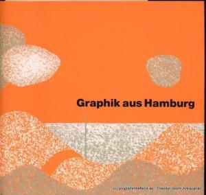 Spielmann Heinz Graphik aus Hamburg. 52. BAT-Ausstellung BAT-Haus 10.1. - 16.2.1974
