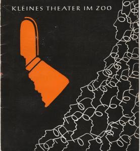 Kleines Theater am Zoo, Fritz Remond Programmheft An einem Tag wie jeder andere. Stück von Joseph Hayes Spielzeit 1957 Heft 5