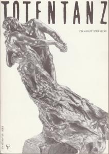 Stadttheater Bern, Philippe de Bros, Ronald Richter, Eberhard Elmar Zick, Heinz Jost Programmheft August Strindberg TOTENTANZ Premiere 3. November 1989 Spielzeit 1989 / 90