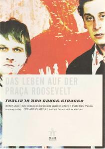 Thalia in der Gaußstraße, Juliane Koepp Programmheft Uraufführung Dea Loher DAS LEBEN AUF DER PRACA ROOSEVELT 2. Juni 2004