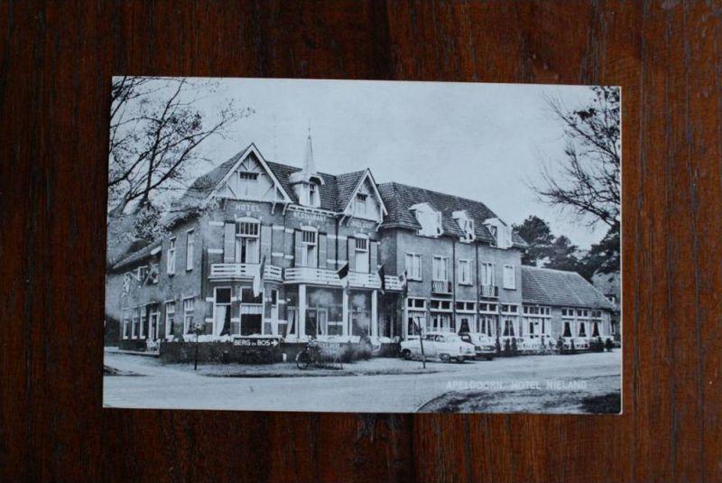 NL - GELDERLAND - APELDOORN, Hotel Nieland, Soerenseweg 73