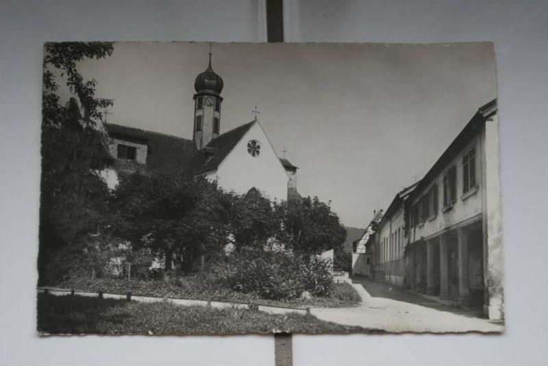 CH 5430 WETTINGEN, Alter Dorfteil