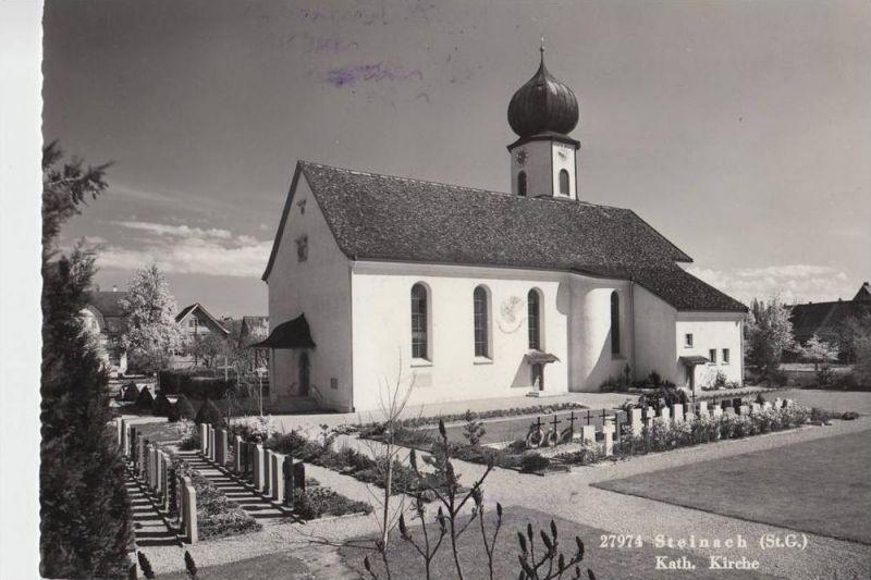 CH 9323 STEINACH, St.Jakobuskirche