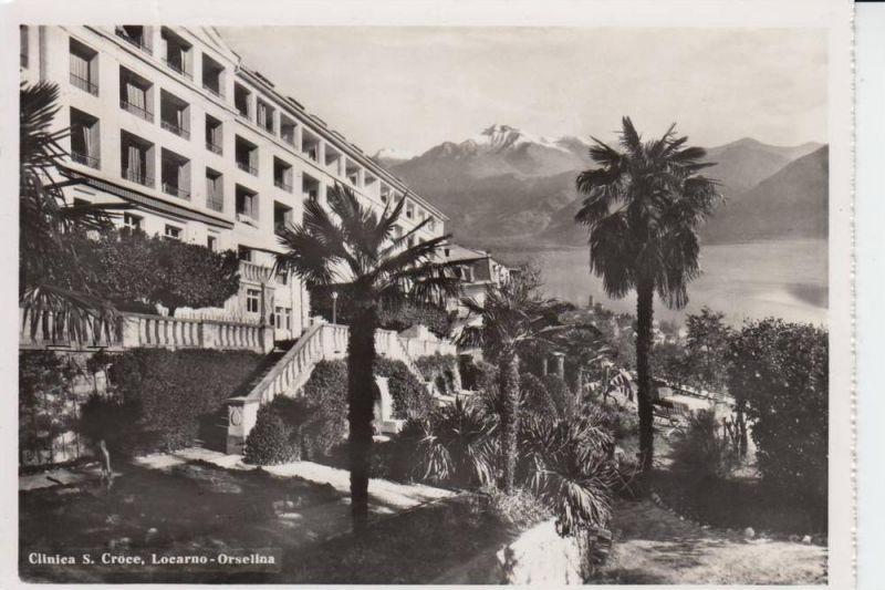 CH 6644 ORSELINA, Clinica S.Croce 1953
