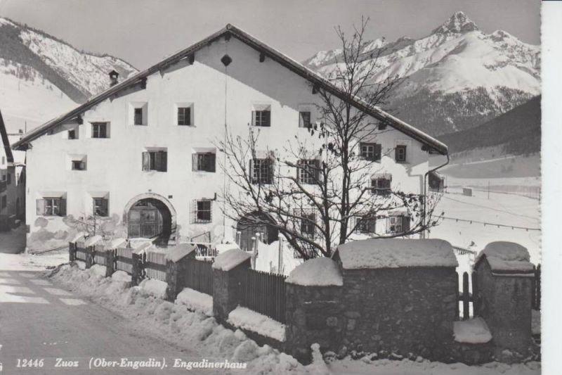 CH 7524 ZUOZ, Engadinerhaus 1964