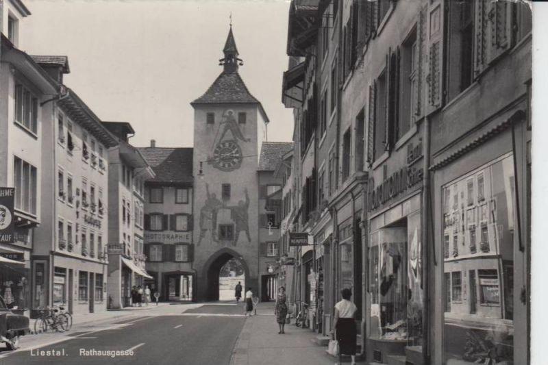 CH 4410 LIESTAL, Rathausgasse