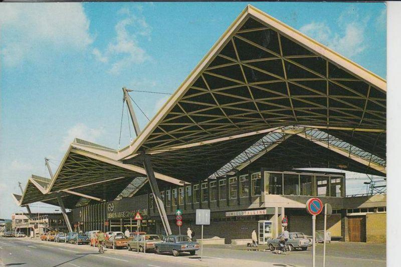 NL - NOORD-BRABANT - TILBURG -Station - Bahnhof - La Gare