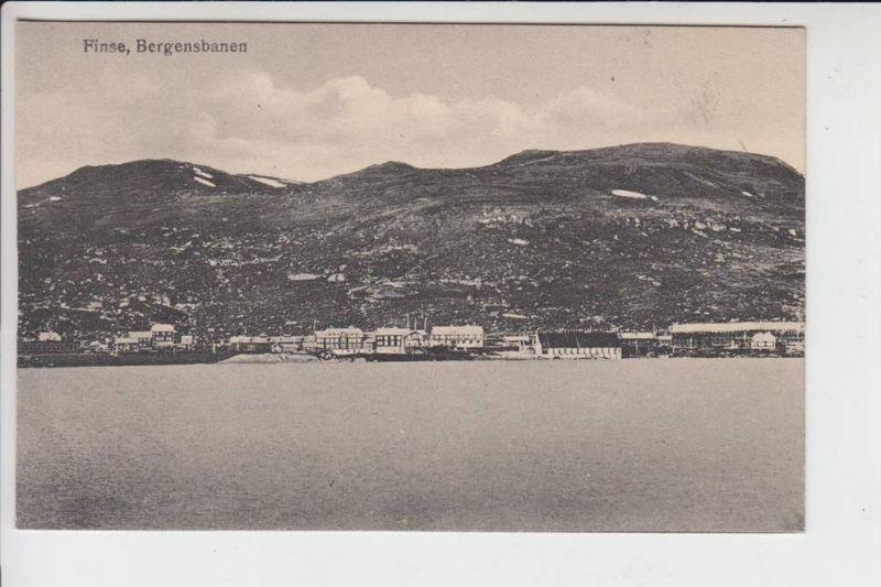 N - FINSE - Bergensbanen