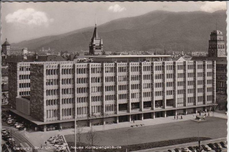 7800 FREIBURG, Universität - neues Kollegiengebäude