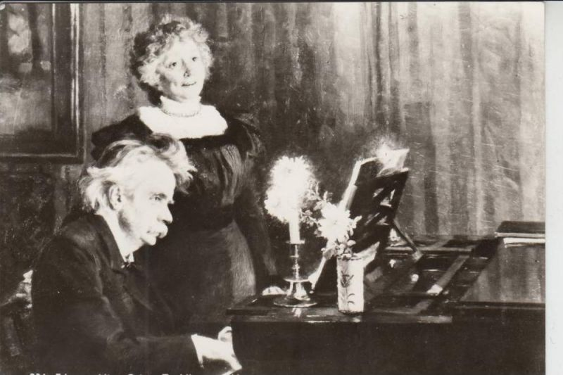 """edvard grieg essay Percy grainger: grieg's interpreter and propagator was one entitled """"edvard grieg & percy both within specialist essays about grieg and more generally."""