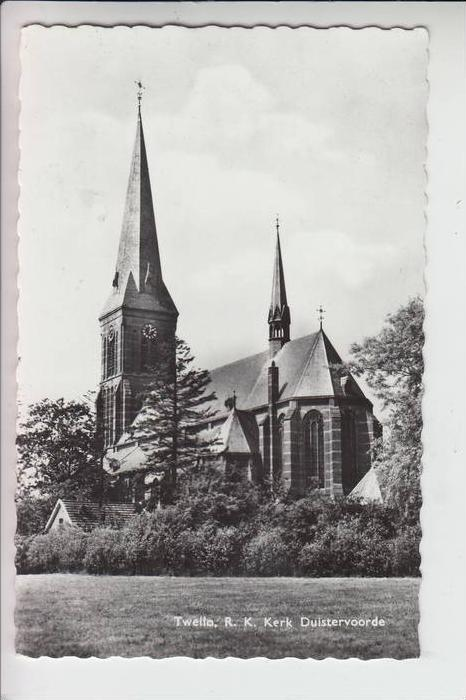 NL - GELDERLAND - TWELLO - R.K. Kerk Duistervoorde