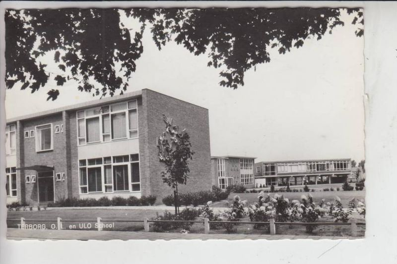 NL - GELDERLAND - OUDE IJSSELSTRECK - TERBORG, O.L. en ULO School