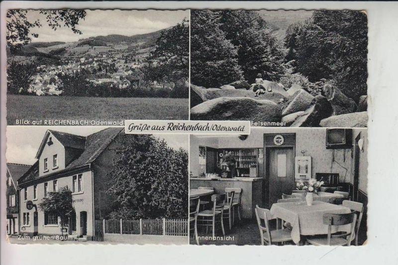 6147 LAUTERTAL - REICHENBACH, Gasthaus