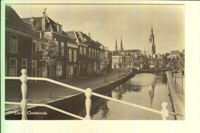 NL - ZUIDHOLLAND - DELFT - Oosteinde, 1965