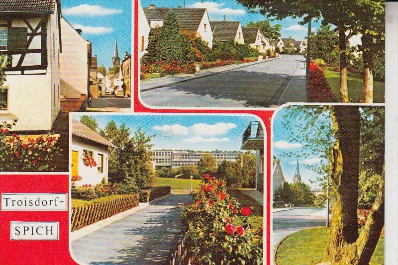 5210 troisdorf spich mehrbildkarte nr 231681435 oldthing ansichtskarten deutschland plz. Black Bedroom Furniture Sets. Home Design Ideas