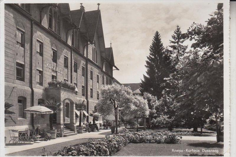 CH 8376 FISCHINGEN - DUSSNANG, Kneipp-Kurhaus, 1955