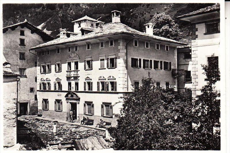CH 7610 SOGLIO, Hotel Willy, 1966
