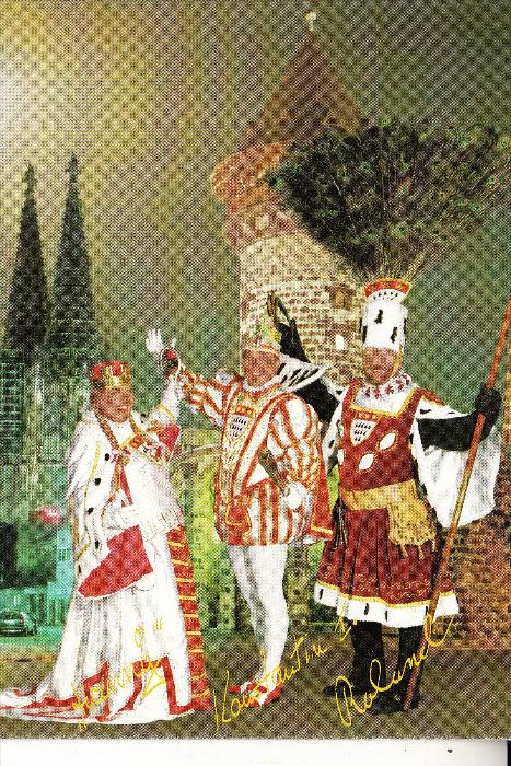 Karneval Dreigestirn