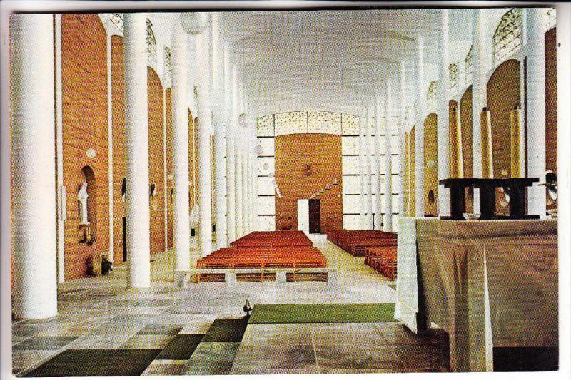 BRASIL / BRASILIEN - BLUMENAU, Interior da Igreja Matriz