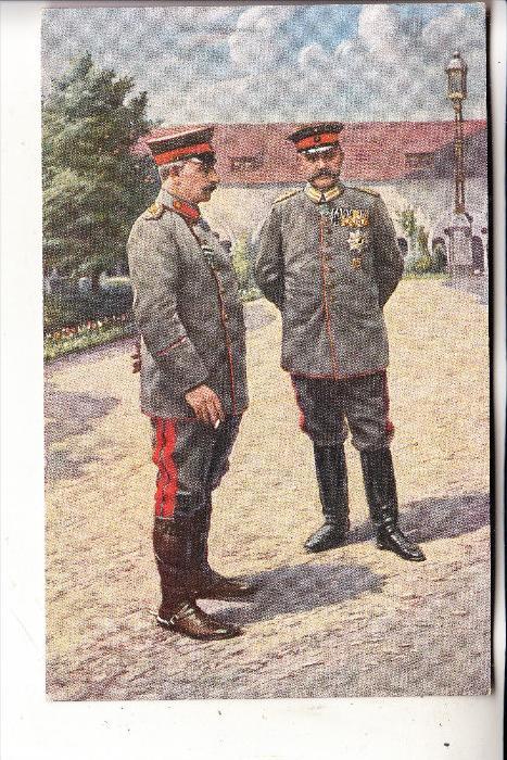 MONARCHIE - DEUTSCHLAND, Kaiser Wilhelm II & Bismarck