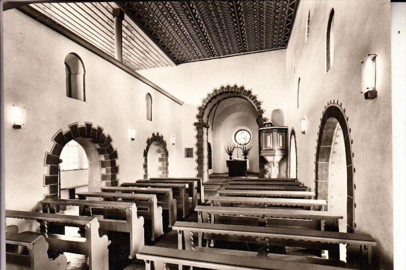 5238 Hachenburg Dreifelden Kirche Innenansicht Nr
