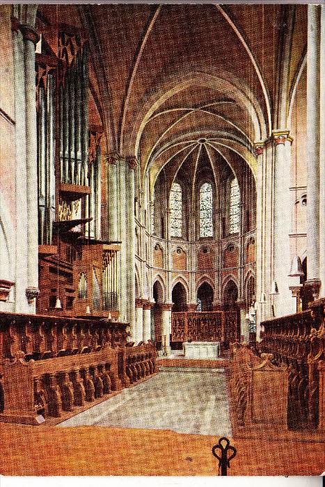 5238 Hachenburg Marienstatt Blick Auf Die Orgel Nr