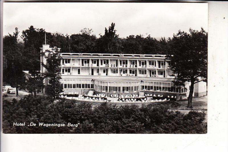NL - GELDERLAND - WAGENINGEN, Hotel