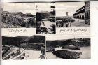 5372 SCHLEIDEN, Burg Vogelsang, belg. Milit�rpost, 1967