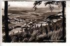 5948 SCHMALLENBERG - BAD FREDEBURG, Ortsansicht, 1962, aptierter Stempel