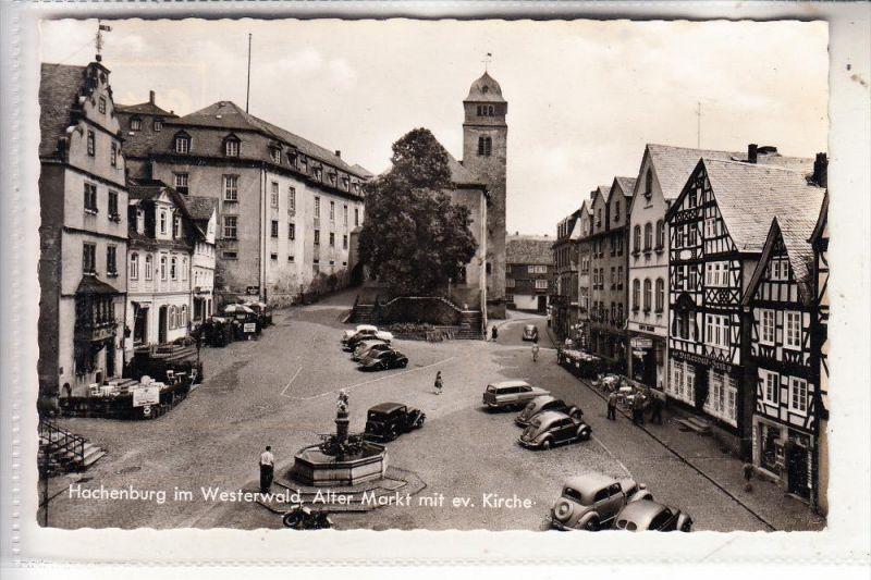 5238 Hachenburg Alter Markt Oldtimer Nr 333408837