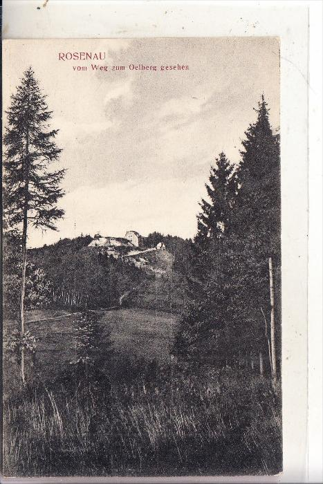 5330 KÖNIGSWINTER - ROSENAU, Hotel Rosenau, 1918