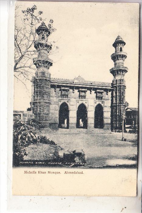 ISLAM - AHMEDABAD - Muhafiz Khan Mosque