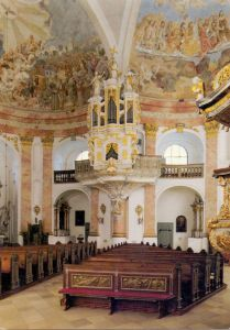 MUSIK - Kirchenorgel / Orgue de l'Eglise / Organ / Organo - KAPPL - WALDSASSEN 0