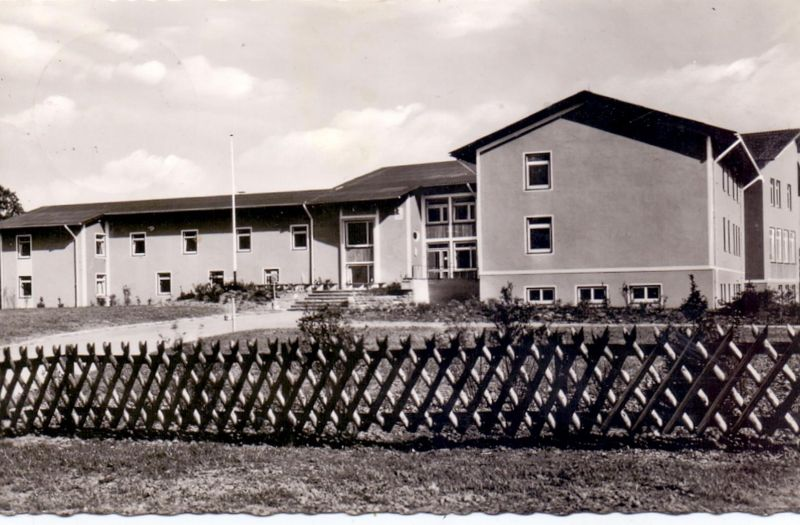 4933 BLOMBERG, Jugendherberge, 1963 0